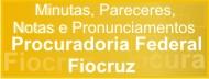 Procuradoria Federal Fiocruz